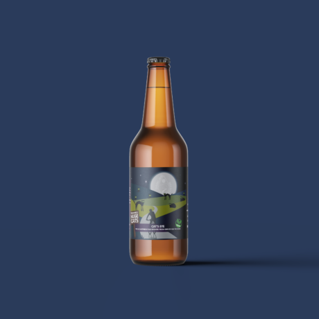 CATS EYES BOTTLE MOCK UP
